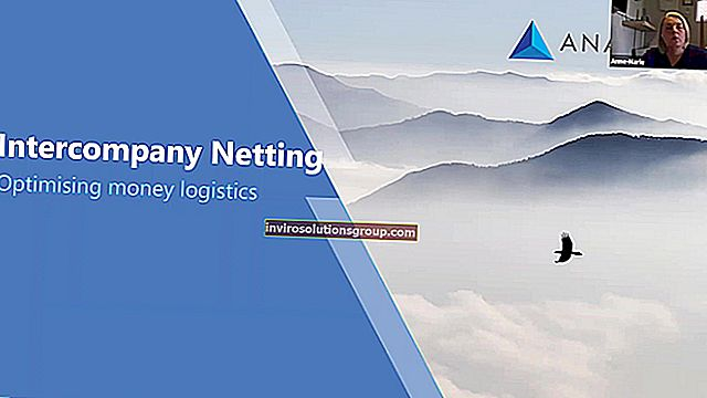 Intercompany netting